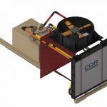 COR Cooling Cooling pack genset