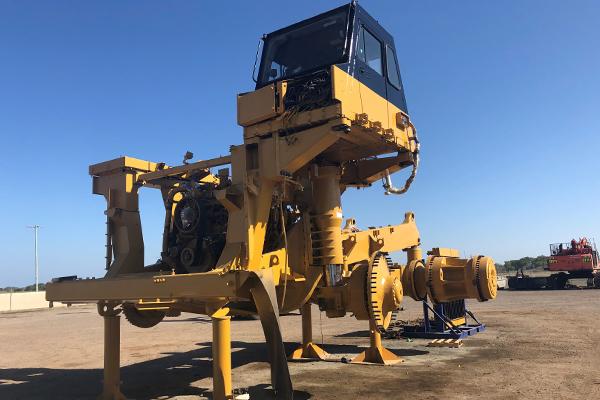 H-E Parts complete truck rebuilds