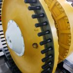 H-E Parts supplied Downer Wheel groups