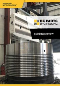 H-E Parts Engineering Division Overview