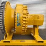 Birrana, H-E Parts Mining division, Komatsu 930E front wheel group